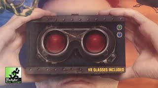 Escape Room the Game: Virtual Reality Gameplay Talkthrough