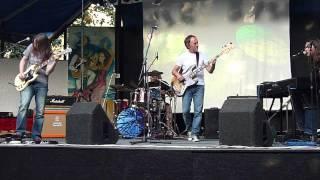 Video Kulhánek-Holeček-Razím-Kowacz, White Room