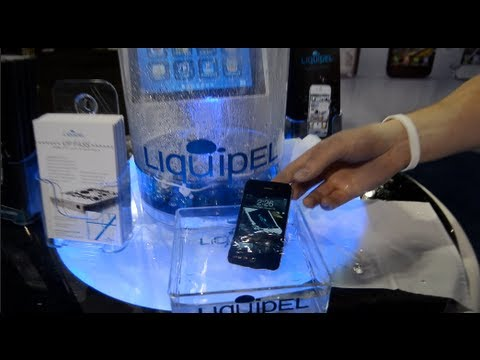 liquipel - Heres a crazy way on how to waterproof your favorite device inside and out without a case! http://www.liquipel.com/ Dont forget to Like this video and follow...