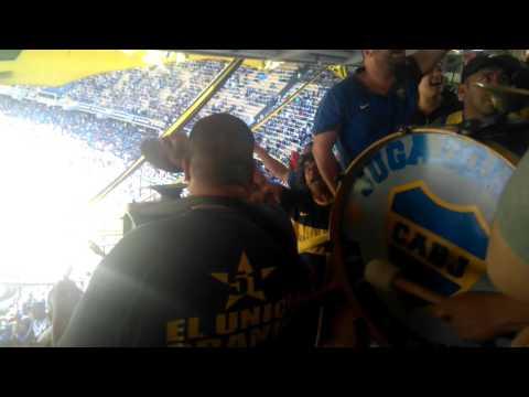 Entrada de la mejor hinchada del mundo -La 12 / Boca 4 Temperley 0 - La 12 - Boca Juniors