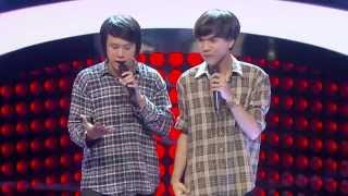 The Voice Thailand - Blind Auditions - 5 Oct 2014 - Part 2