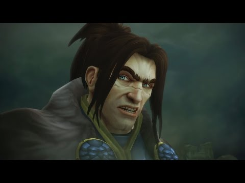 Legion - Alliance Broken Shore Cinematic