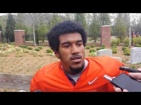 Vic Beasley Interview 4/4/2014 video.
