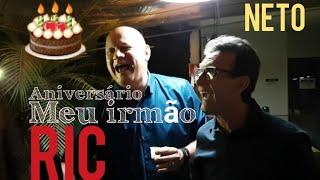 Msg de aniversário - NETO NO ANIVERSÁRIO DO IRMÃO RIC !