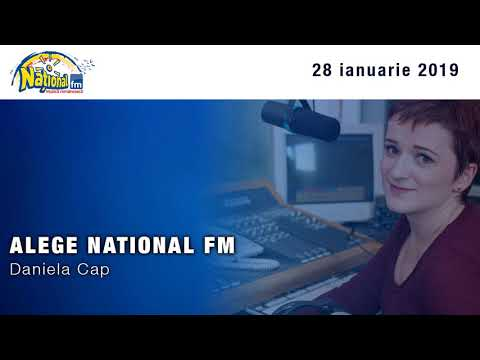 Alege National FM - 28 ianuarie 2019