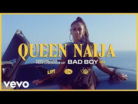 Queen Naija - Bad Boy (Live) | Vevo LIFT