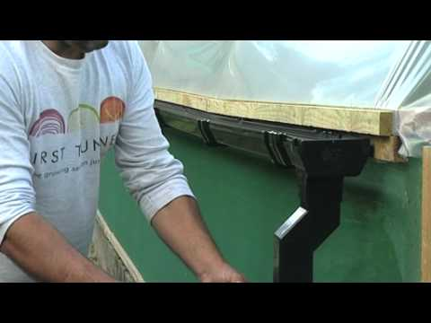 polytunnels - Here's an innovative way of collecting rainwater from your Polytunnel to help provide an off- mains supply for remote areas or allotments. If you would like ...