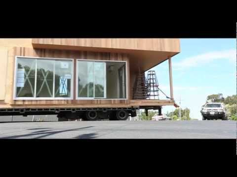 Ecoliv Prebuilt Modular Homes – Part 1 Build