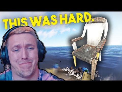 Rust but I beat the speedrunning world record (spoonkid is mad)....