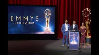 70th Emmy Nominations Announcement