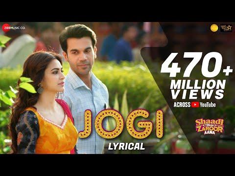 Jogi - Lyrical |Shaadi Mein Zaroor Aana |Rajkummar Rao,Kriti K|Arko ft Yasser Desai,Aakanksha Sharma
