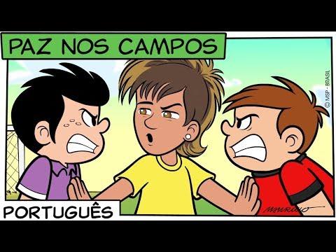 Neymar Jr. em: Paz nos Campos (Ep.1) - Turma da Mônica