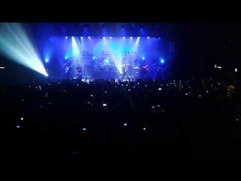 Edguy - Opening/Love Tyger - São Paulo/BR - 07/12/2014 (видео)