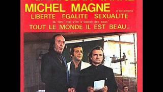 Michel Magne&Jean Yanne - Liberté, égalité, Sexualité