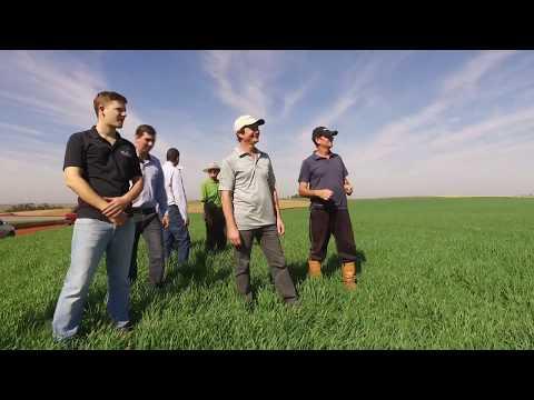Irrigação na Fazenda Vieira