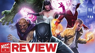 Nonton Justice League Dark Review Film Subtitle Indonesia Streaming Movie Download