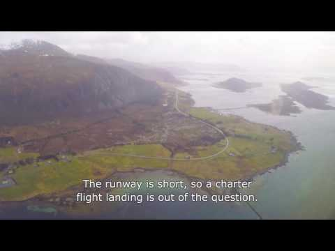 See Norway's most spectacular approaches - Ålesund