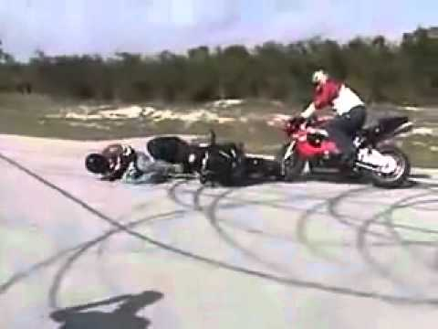 Motorcycle Crash Compilation