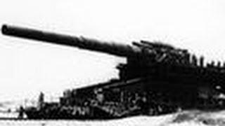 Biggest Gun Ever Used in Combat - Top Secret Weapons Revealed