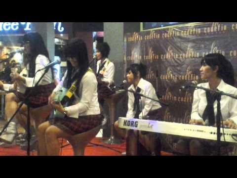 Juwita Band - Rahasia Hati (la codefin, kemang)