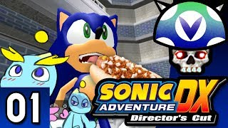 The first encounter with the best chili dog face animations. Date streamed: 24 Jun , 2017 http://vinesauce.com...