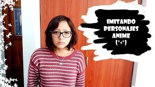 Video :v  ESTO ES DEMASIADO PERTURBADOR | Imitando personajes anime MP3, 3GP, MP4, WEBM, AVI, FLV November 2018
