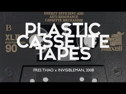 Plastic Cassette Tapes - Fres Thao x Invisibleman, 2008 (Best Hmong Rapper Alive)
