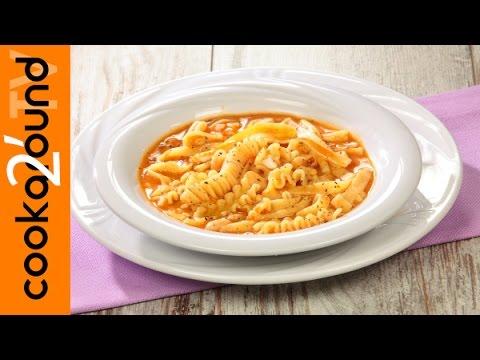 pasta e fagioli napoletana - ricetta