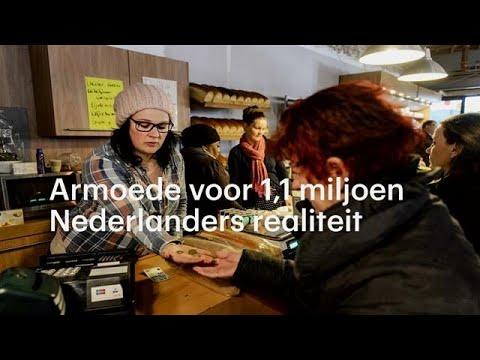 Ruim een miljoen Nederlanders zijn arm - RTL NIEUWS