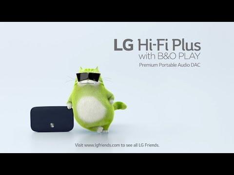 LG G5 - jak korzystać z LG Hi-Fi Plus z B&O Play
