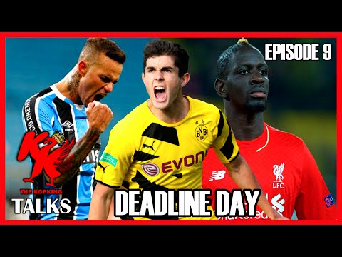 Latest Deadline Day Liverpool Transfer News | KopKing Talks