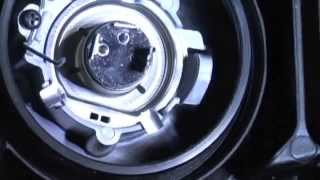8. Headlight Halogen Bulb Replacement