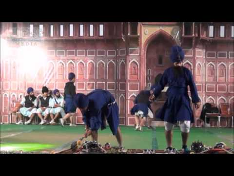 Video 6th Demostration | 4th National  Gatka (Sikh Martial Arts) Championship download in MP3, 3GP, MP4, WEBM, AVI, FLV January 2017