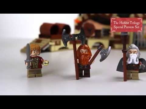 LEGO® The Hobbit™ 79004 Barrel Escape