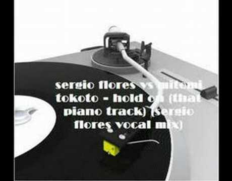 Sergio Flores vs Mitomi Tokoto music album
