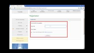 25. Cara Memulai Daftar Sistem Affiliasi di Liteforex Video