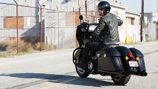 8. 2017 Indian Chieftain Dark Horse Review