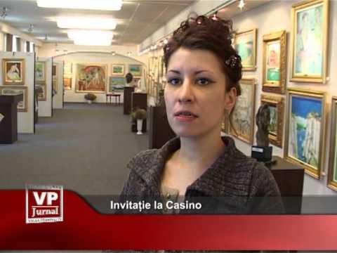 Invitație la Casino
