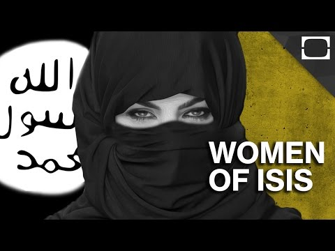 why - Share on Facebook: http://testu.be/1yKvWIG ISIS's recruitment tactics are proving to be disturbingly effective, and now the terrorist group is luring in a new breed of fighters: women. Women...