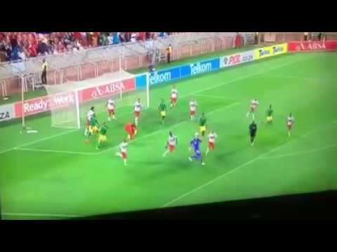 World Class Goal By Baroka Goalkeeper vs Pirates