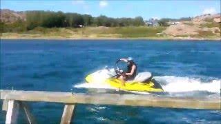 8. Seadoo jetski watercraft