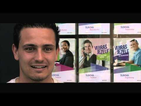 Summa College: de vier genomineerde Toppers aan het woord