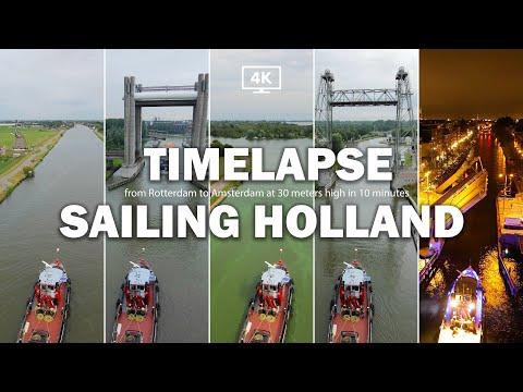 Из Роттердама в Амстердам за 10 минут