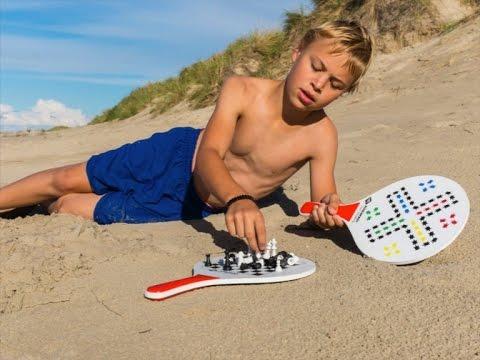 MTS: Schildkröt Funsports Beachball Set Games