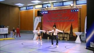 Jeanette Uhl & Mario Bludau- Landesmeisterschaft Rheinland-Pfalz und Saarland 2015