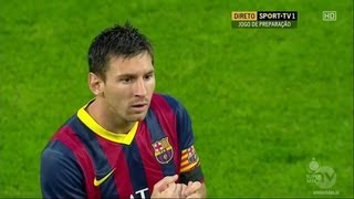 Video Lionel Messi vs Lechia Gdansk (30/7/2013) MP3, 3GP, MP4, WEBM, AVI, FLV Maret 2018