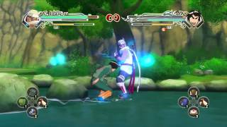 Naruto Shippuden Ultimate Ninja Storm Generations - The Tale Of Killer Bee (English)
