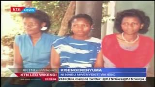 Kisengerenyuma : Tunaangazia Bi Lilian Mahiri Zaja Naibu Mwenyekiti Wa IEBC