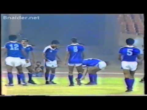 مباراة الكويت وكوريا 1982