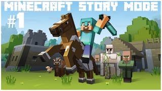 """In this first Installment of our Lets Play """"Minecraft Story Mode"""" we get to know our heroes and set out on a Journey to win the Endercon Building Competition by building A Firework Machine and A Creeper! This is a Let's Play series that will span through the ENTIRE Game as I play it! Help me make my choices and let me know what you think of the game so far!Purchase Minecraft Story Mode Here:https://goo.gl/LqdSRZSubscribe For More Here: http://goo.gl/vHdqj0Subscribe To My Main Channel Herehttp://goo.gl/HvGI4O----------------------------------------------------------------------------------FOLLOW ME ON TWITCHhttp://www.twitch.tv/technologyguruMY TWITTER: https://twitter.com/#!/TechGuru77MY FACEBOOK: http://www.facebook.com/pages/TechGur...MY GOOGLE+ https://plus.google.com/techguru77MY INSTAGRAM:http://instagram.com/dmporter17WEBSITES: http://www.premiumtechtips.comhttp://www.youtubecreatorshub.comLISTEN TO OUR PODCAST: http://goo.gl/6dnF54"""
